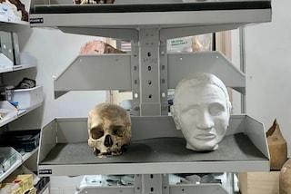 Pompei, ecco i volti delle vittime dell'eruzione del Vesuvio: ricostruiti grazie ai teschi