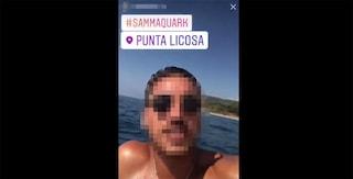 Cilento, getta una bottiglia in mare e pubblica il video su Facebook: sarà denunciato