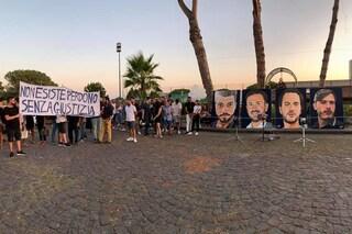 Ponte Morandi, la cerimonia di commemorazione in ricordo dei quattro amici di Torre del Greco