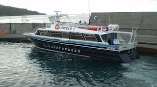 Traghetto per Capri in avaria: salvi 76 passeggeri
