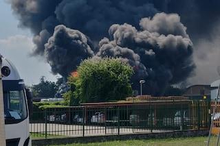 Avellino: emergenza terminata dopo l'incendio, nuove analisi dell'Arpac sul fiume Sabato