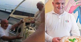 Il pizzaiolo Cacialli arrestato: truffava gli anziani. La sua pizza arrivò nelle mani di Papa Francesco