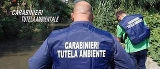 Scarico di liquami e acque reflue nel fiume Sarno: sequestrata un'azienda a Pagani