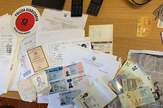 Permessi di soggiorno falsi e richieste d'asilo, due arresti nel centro di Napoli