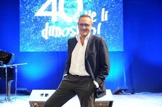 Gino Rivieccio, 40 e non sentirli: l'attore comico festeggia quattro decenni di carriera