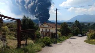 Incendio Avellino, scuole chiuse domani sabato 14 settembre in molti comuni irpini