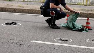 Incidente mortale in via Campana al bivio con Quarto: morto ragazzo di 19 anni