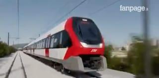 Eav, presto 40 nuovi treni per la Circumvesuviana: il primo in funzione entro 2 anni