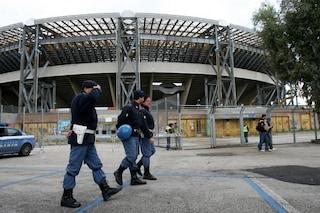 Napoli, agguato all'esterno dello stadio San Paolo: 63enne colpito da un proiettile a una gamba