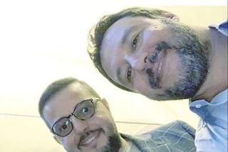 """Matteo Salvini, selfie col figlio del boss: """"Non chiedo i documenti a chi fa una foto con me"""""""
