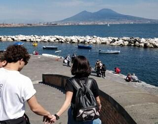 Meteo Napoli 12 settembre: sole e temperature in aumento