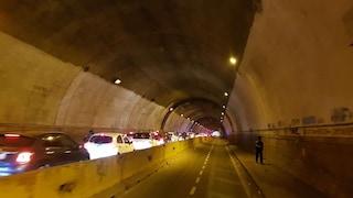 Napoli-Liverpool, traffico in tilt a Fuorigrotta