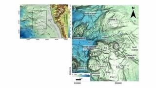 Scoperto uno dei più grandi complessi di vulcani sottomarini nel Tirreno