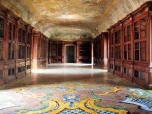 Biblioteca della Certosa di Padula