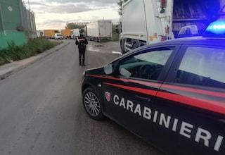 Camion di rifiuti perdono percolato davanti allo Stir di Giugliano, dieci denunciati