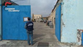 Fanghi tossici gettati a mare a Vigliena, sequestrato cantiere navale