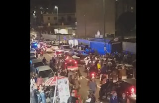 Con l'auto sulla folla a Fuorigrotta: il militare arrestato era imbottito di cocaina