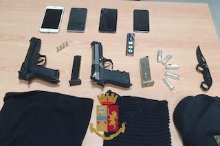 Fuorigrotta, rapina con pistole a viale Kennedy, presi: hanno 18 e 16 anni