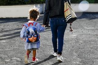 Avellino, bimba di tre anni esce dall'asilo da sola per tornare dalla mamma
