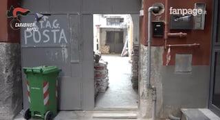 Un vecchio opificio trasformato in 12 miniappartamenti: sequestrato cantiere a Montesanto