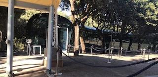 Agli Scavi di Pompei rafforzata la sicurezza: metal detector e scansione bagagli all'ingresso