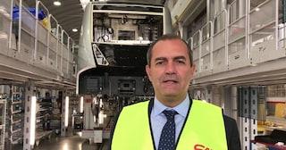 """De Magistris stavolta esagera: """"Coi nuovi treni della metro, Napoli seconda solo al Giappone"""""""