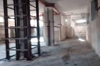 Palazzi a rischio crollo a Fuorigrotta, sgombero revocato per gli edifici di viale Kennedy
