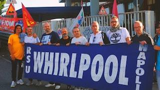 """Whirlpool, il 25 ottobre giornata di mobilitazione, gli operai alla città: """"Stateci vicino"""""""