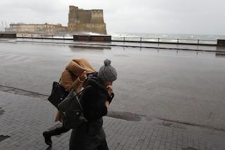 Allerta meteo Campania domani giovedì 3 ottobre: temporali su tutta la regione