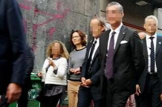 Il capo della Cia a Napoli, Gina Haspel ai Decumani prima del vertice degli 007 a Roma