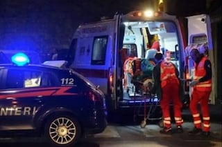 L'auto dei ladri in fuga si scontra con quella dei carabinieri: due militari feriti