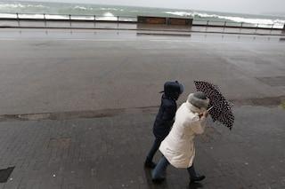 Meteo Napoli, il 13 dicembre torna la pioggia: temperature in calo