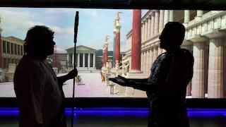 L'Antica Roma ritorna in 3D al Mav di Ercolano in uno spettacolo del 12 ottobre