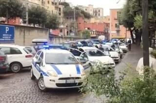Poliziotti uccisi a Trieste, a Pozzuoli le sirene della Municipale in onore di Rotta
