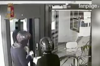 Arrestata banda di rapinatori di banche: i colpi nelle filiali dello stesso istituto