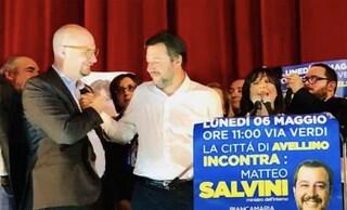 Avellino, inchiesta clan Partenio: indagato segretario della Lega di Salvini, Sabino Morano