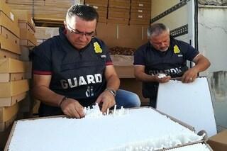 Trovate 5 tonnellate di tabacco pericoloso: destinate a fabbrica di sigarette contraffatte