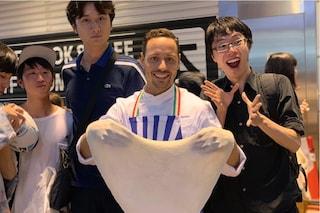Gino Sorbillo conquista l'Asia: la nuova pizzeria nel centro di Tokyo