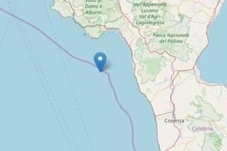 Terremoto Cosenza, scuole chiuse in Cilento