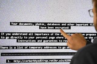 Attacco hacker alla Provincia di Caserta, computer bloccati da un ransomware