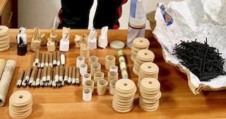 Torre Annunziata, fabbricava bombe nello scantinato: denunciato un 53enne