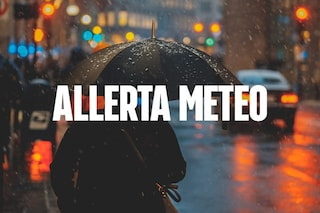 Allerta meteo Napoli, dalle ore 20 del 2 dicembre pioggia e grandine