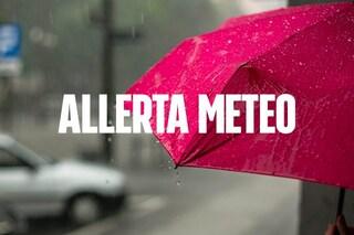 Napoli, allerta meteo per vento forte dalle ore 16 di oggi fino a domani 11 febbraio