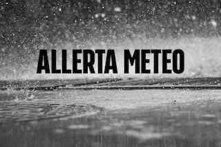Allerta meteo e neve in Campania: nevicate anche a bassa quota