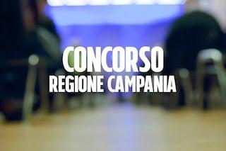 Concorso Regione Campania, De Luca: 'Tra giugno e luglio 2.300 giovani a lavoro'