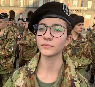 """Chiara, prima in graduatoria alla Nunziatella: """"Qui non esistono differenze di genere"""""""