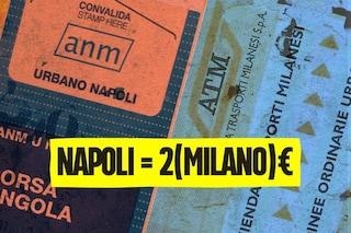 """Bus Anm Napoli pagati a peso d'oro. Perizia della Procura: """"A Milano costano molto meno"""""""