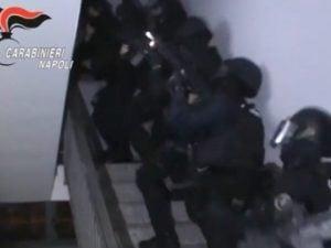 """L'arresto del boss Antonio Orlando """"Mazzolino"""""""