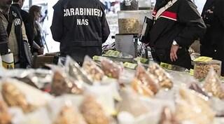 Oltre 39 tonnellate di generi alimentari sequestrate dai Nas a Salerno