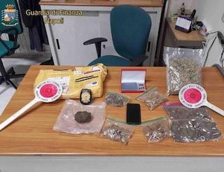 Acquistava droga nel deep web e la spacciava a Napoli: arrestato un 21enne